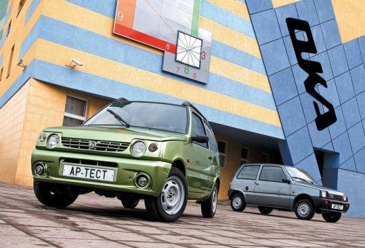 Автомобили ВАЗ-1111 «Ока»