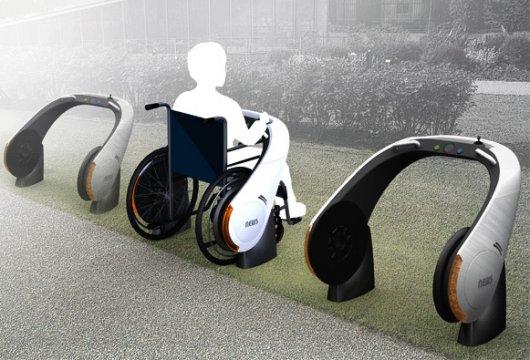 Инвалидные коляски с электроприставкой News
