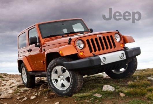 Внедорожники Jeep