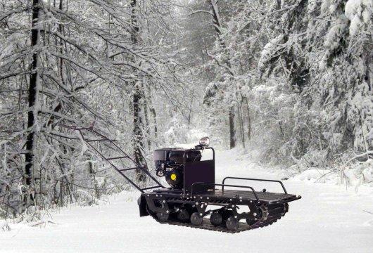 Буксировщики и снегоходы Ladoga