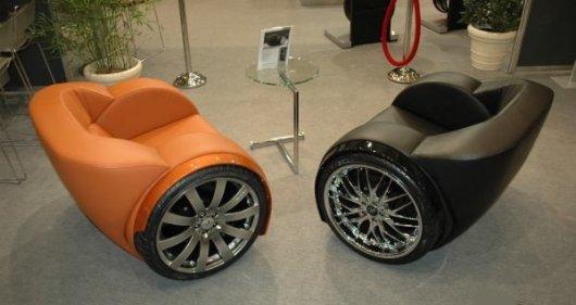 Как сделать стильные колеса