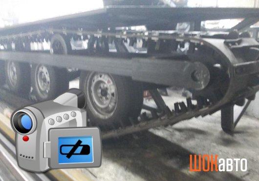 Видео о гусеничном модуле Егоза для авто