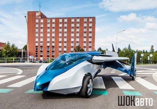 Автосамолёт Aeromobil 2.5
