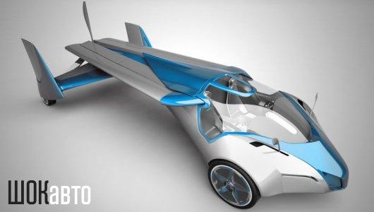 Летающая машина Aeromobil 2.5