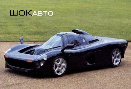 Спорткар Yamaha OX99-11