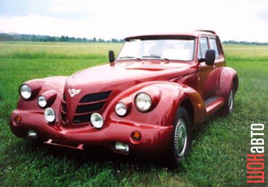 Эксклюзивный автомобиль «Былина»