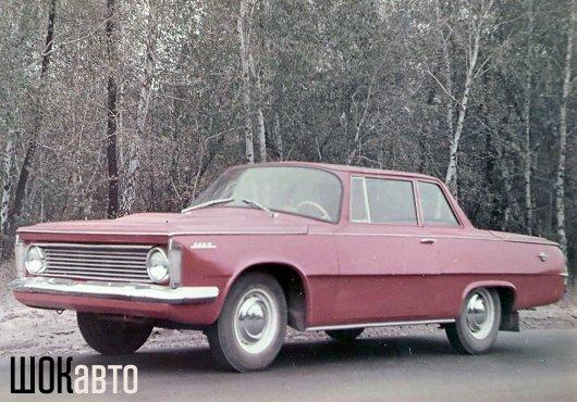 Советское купе «Заря»