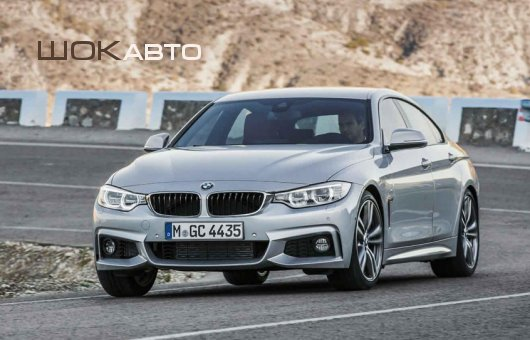 Gran Coupe BMW 4 Series