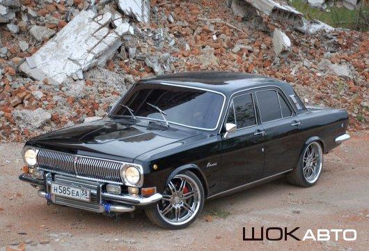 ГАЗ-24 «Волга» на базе Toyota Aristo