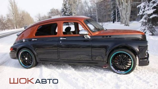Переделка ГАЗ М-20 Победа