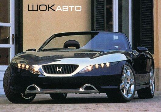 Кабриолет Honda Argento Vivo 1995