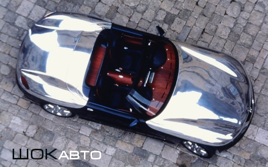Roadster Honda Argento Vivo Concept
