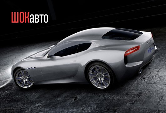 Спорткар Maserati Alfieri