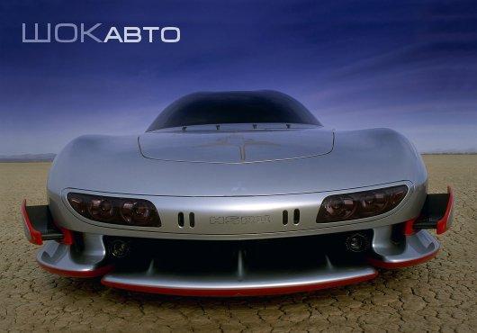 Концепт-кар Mitsubishi HSR-II Concept
