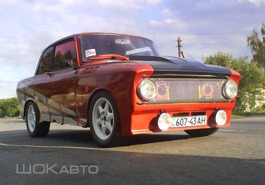 Тюнинг автомобилей Москвич
