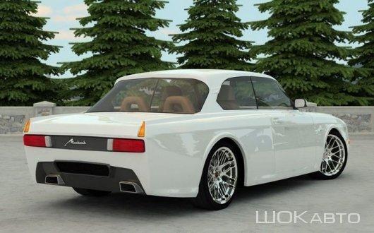 3D тюнинг Москвич-412
