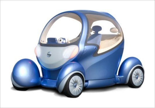 Conceptcar Nissan Pivo 2