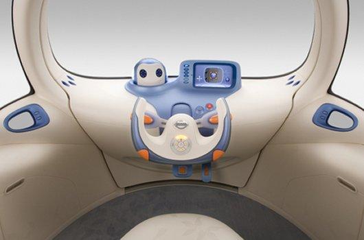 Концепт кар Nissan Pivo 2