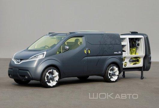 Фургон Nissan NV200