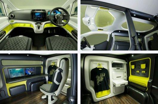 Тюнинг Nissan NV200