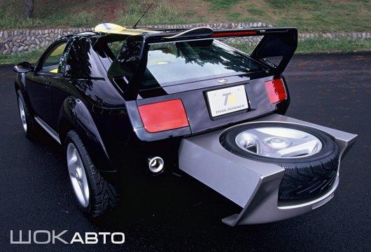 Полноприводный автомобиль Nissan Trail Runner