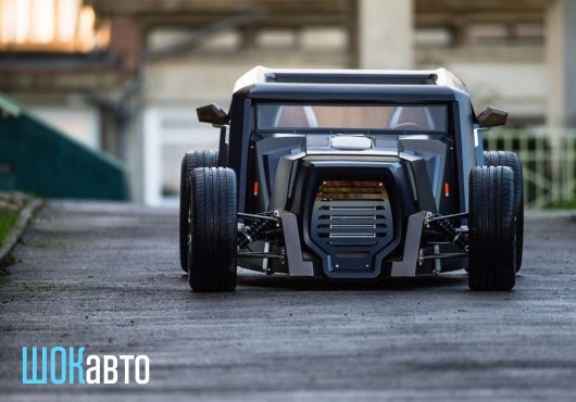 Sbarro Eight HotRod Concept