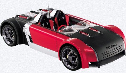 Спорткар Suzuki GSX-R/4