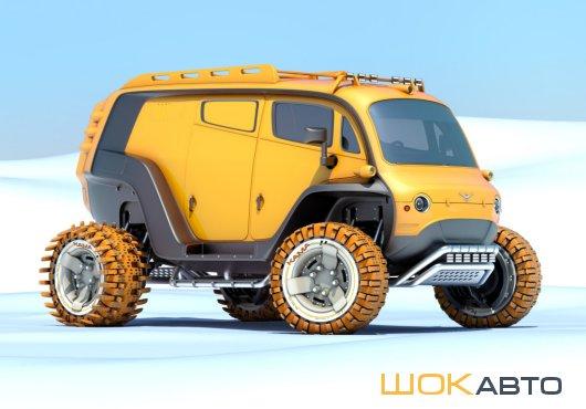UAZ 2030 Concept