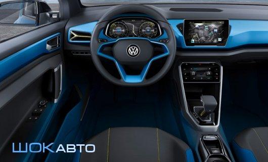 Купе Volkswagen T-Roc