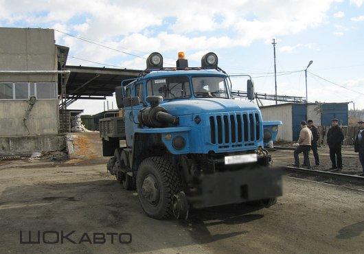 Локомобиль Урал