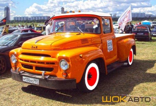 Тюнинг грузовых автомобилей ЗиЛ 130