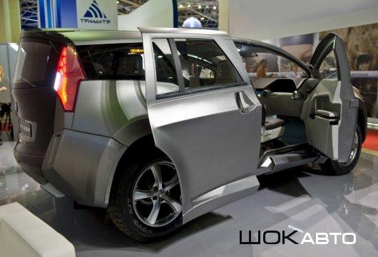 Джип от Marussia Motors