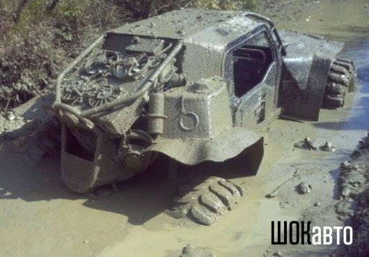 Румынские внедорожники Ghe-O Motors