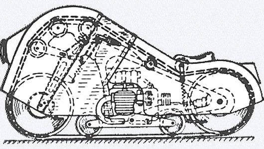 Устройство BMW Speziel TR-500