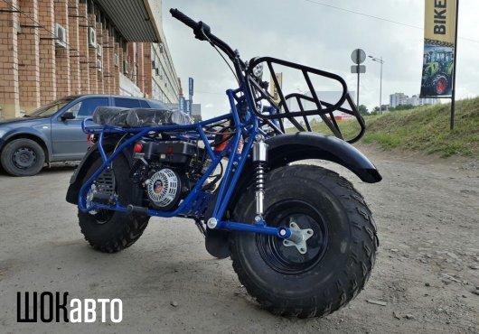Внедорожный мотоцикл Скаут