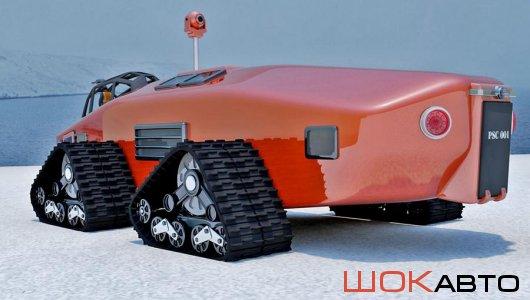 Гусеничный вездеход Polar Snow Crawler