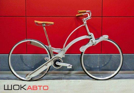Складной велосипед Sada Collapsible Bike