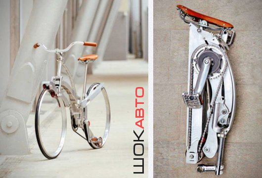 Городской велосипед Sada Collapsible Bike