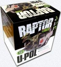 Защита металла от коррозии и царапин U-Pol Raptor